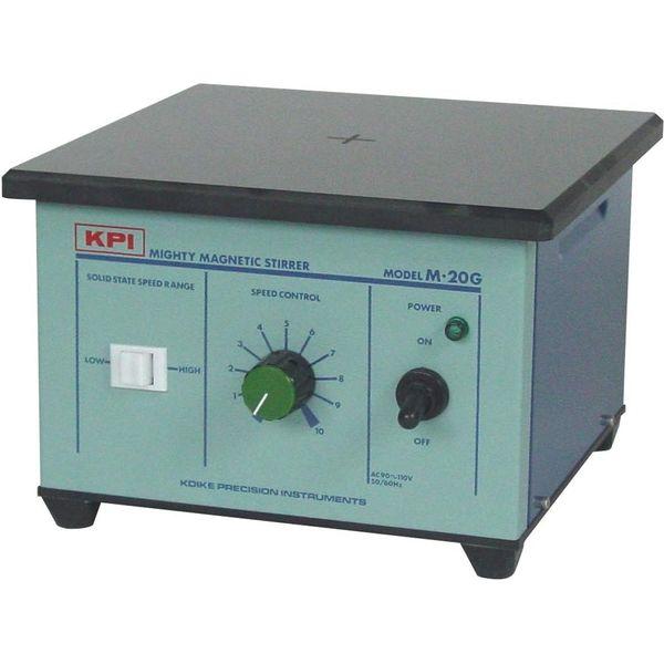小池精密機器製作所 マイティ・スターラー(ステイブルタイプ) M-20GB 33230407(直送品)