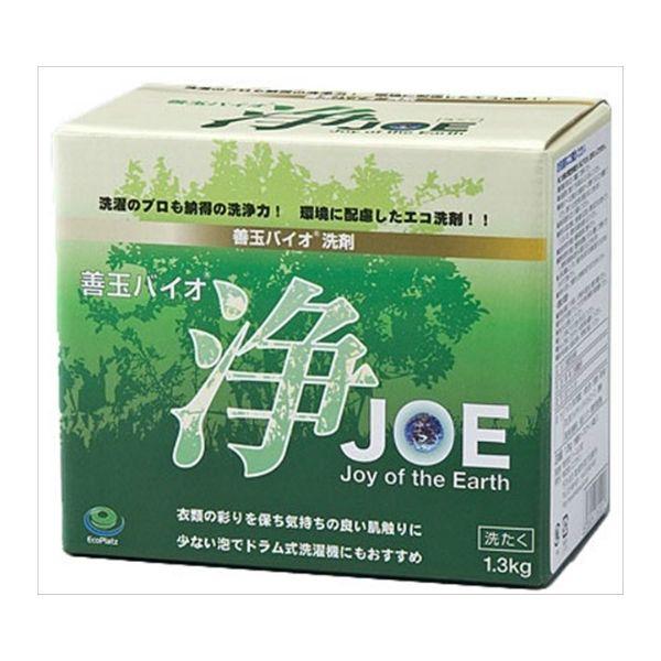 ツー・エム化成 善玉バイオ洗剤 浄 1.3kg 4580241600017 1セット(6個)(直送品)
