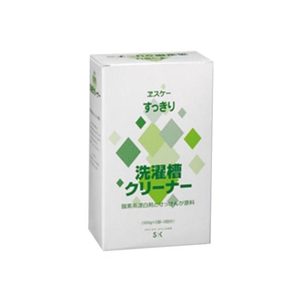 ヱスケー石鹸 すっきりシリーズ 洗濯槽クリーナー 4964495910700  1セット(500g×2個×3)(直送品)