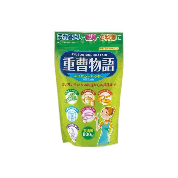 紀陽除虫菊 重曹物語 800g 4971902920207 1セット(15個)(直送品)