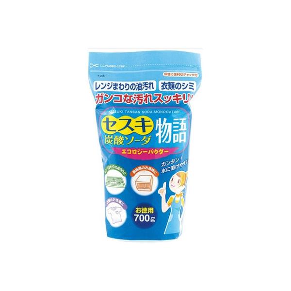紀陽除虫菊 セスキ炭酸ソーダ物語 700g 4971902920474 1セット(10個)(直送品)