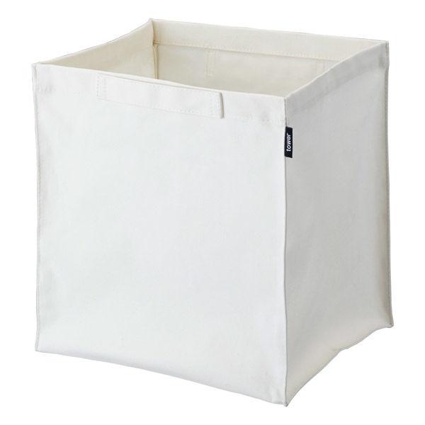収納ボックス タワー ホワイト