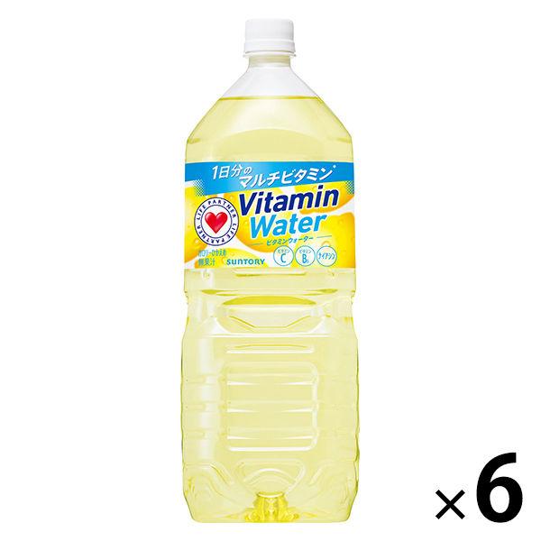 ビタミンウォーター 2L 6本