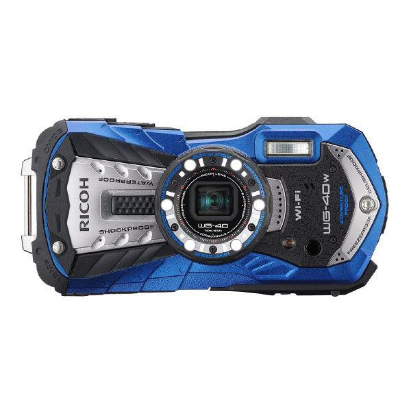 リコー デジタルカメラ WG-40W