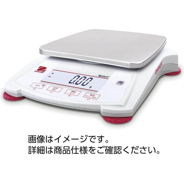 電子てんびん SPX621 31040460 オーハウス(直送品)