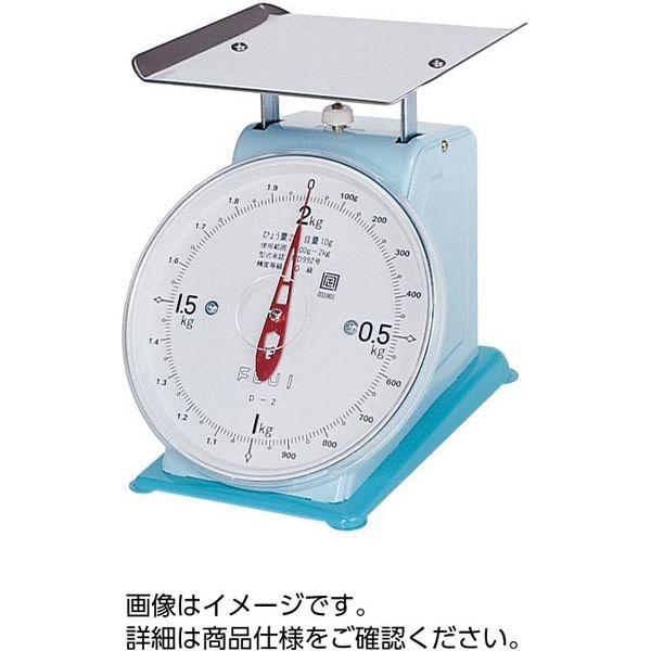 自動上皿秤 D-4 31050208 富士計器製造(直送品)