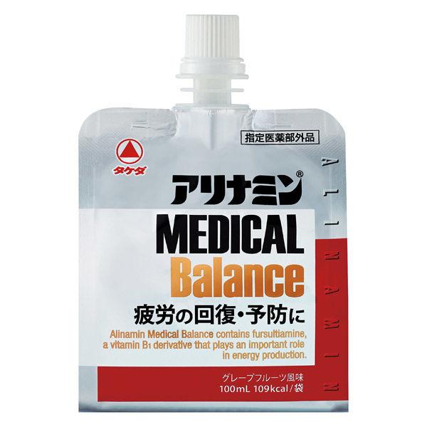 武田コンシューマーヘルスケア アリナミンメディカルバランス 8個