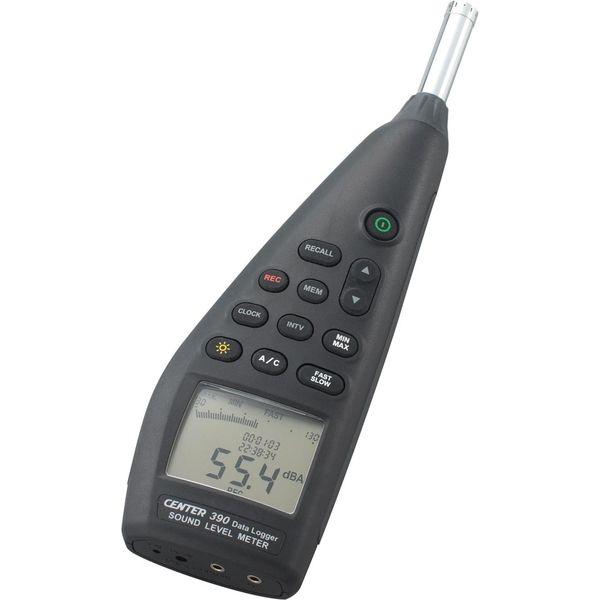 ケニス デジタル騒音計 390 33120618(直送品)