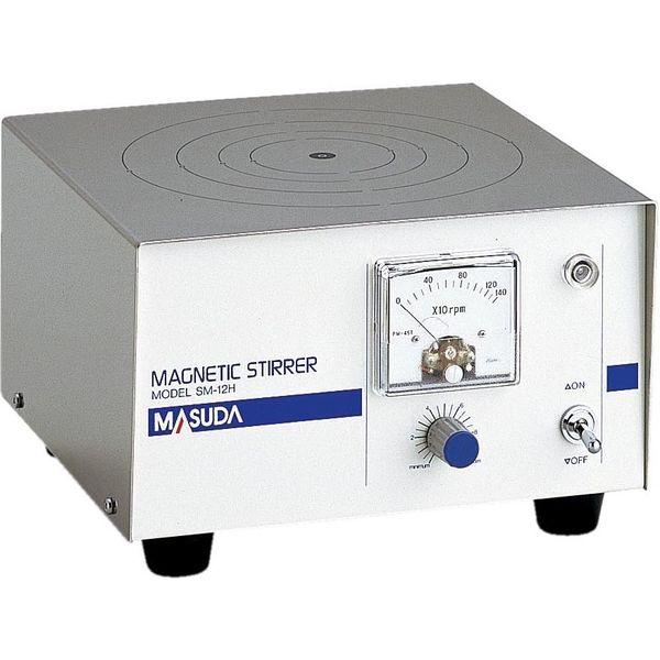 増田理化工業 マグネチックスターラー SM-12H 37240015(直送品)
