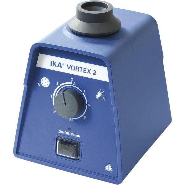 IKA ボルテックスミキサー VORTEX 2(60Hz) 33230269(直送品)