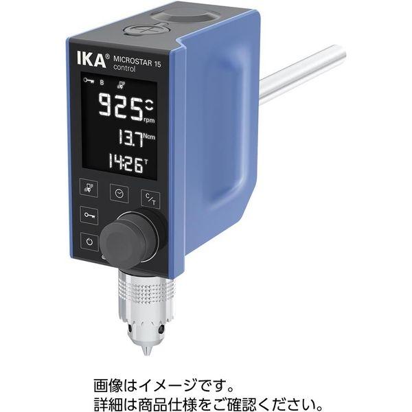 IKA デジタル式撹拌器 MICROSTAR 30 control 33230570(直送品)
