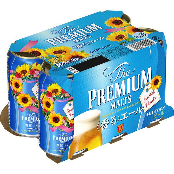 ザ・プレミアム・モルツ香るエール 6缶