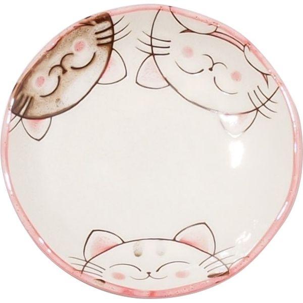 かわいい猫(ねこ)モチーフの食器 茶碗・丼・小鉢・皿など