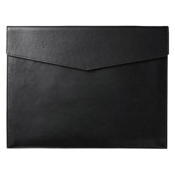 レザフェスU ドキュメントケース A4黒