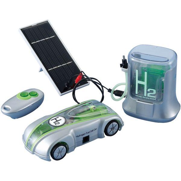 【理科実験教材】ケニス 燃料電池自動車(ラジコンタイプ) H-racer2 11230540 1個(直送品)