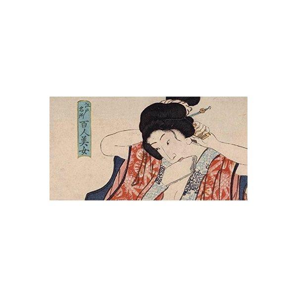 イトー 紙 長財布 カード入れ髪結い美人 96713(直送品)