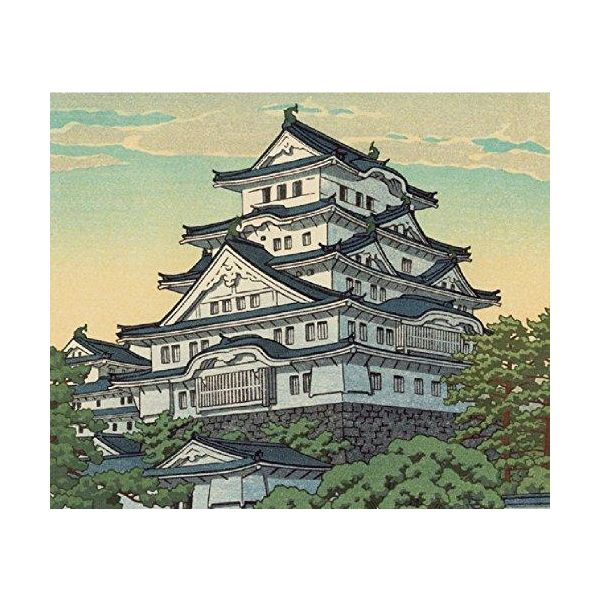 イトー 紙 財布 カード入れ姫路城 96707(直送品)