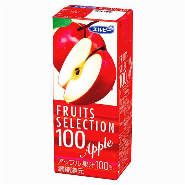 【アウトレット】Fruits Selection アップル 1ケース(24本入)