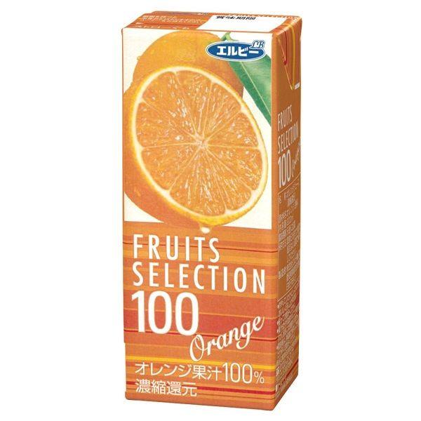 【アウトレット】Fruits Selection オレンジ 1ケース(24本入)