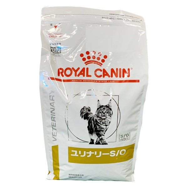 ロイヤルカナン 猫 ユリナリー 4kg