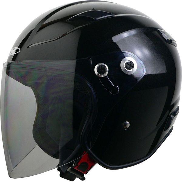 リード工業 X-AIR RAZZO3 ブラック Lサイズ(直送品)