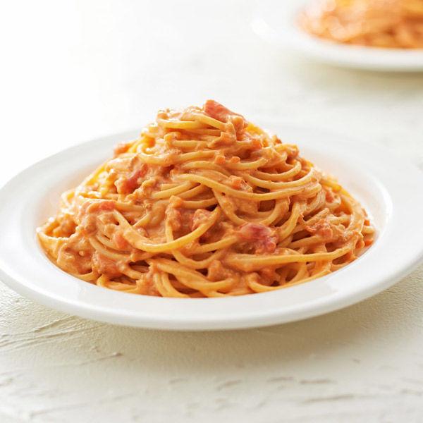 パスタソース 紅ずわい蟹のトマトクリーム