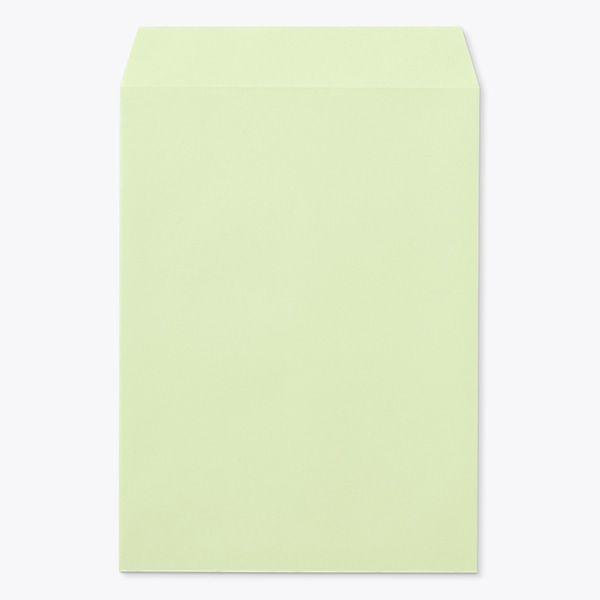 山櫻 Kカラー封筒 角4 Kウグイス 85 YAMA-5021-0054 1箱(500枚)(直送品)