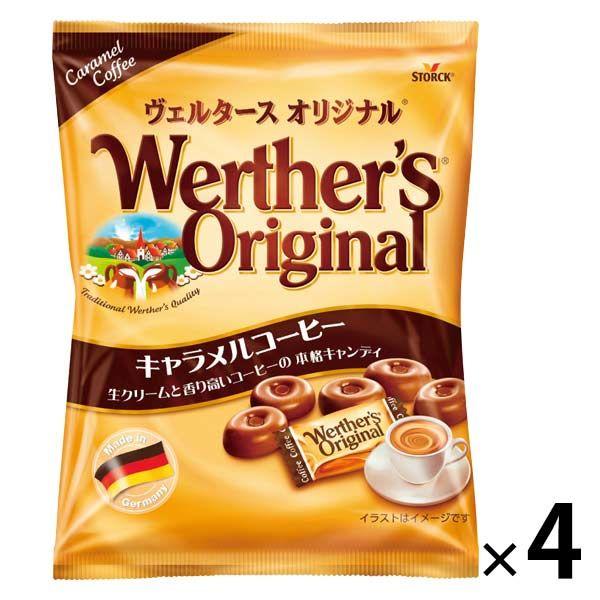 ヴェルタースオリジナル コーヒー 4袋