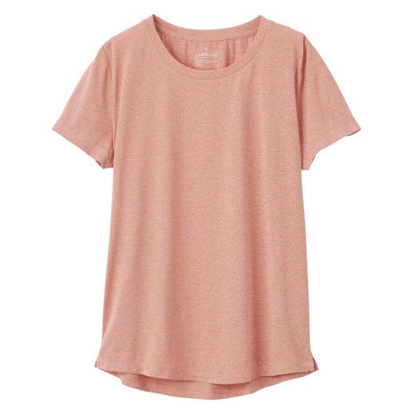 無印 吸汗速乾UVカットTシャツ婦人XS