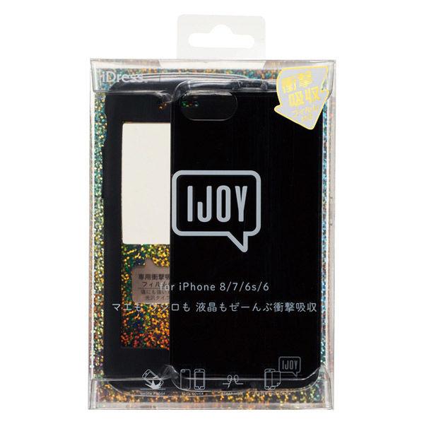 iphone8対応IJOYブラック