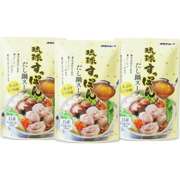琉球すっぽんだし鍋スープ/Q-3