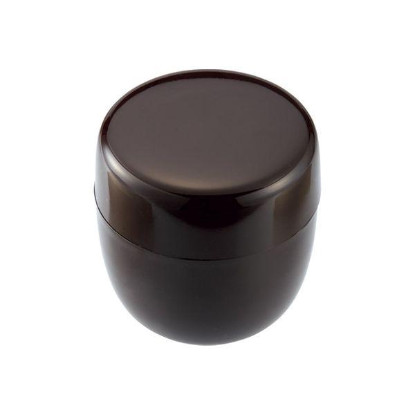 アサヒ興洋 茶筒 コゲ茶 内蓋付 TY16-21(直送品)