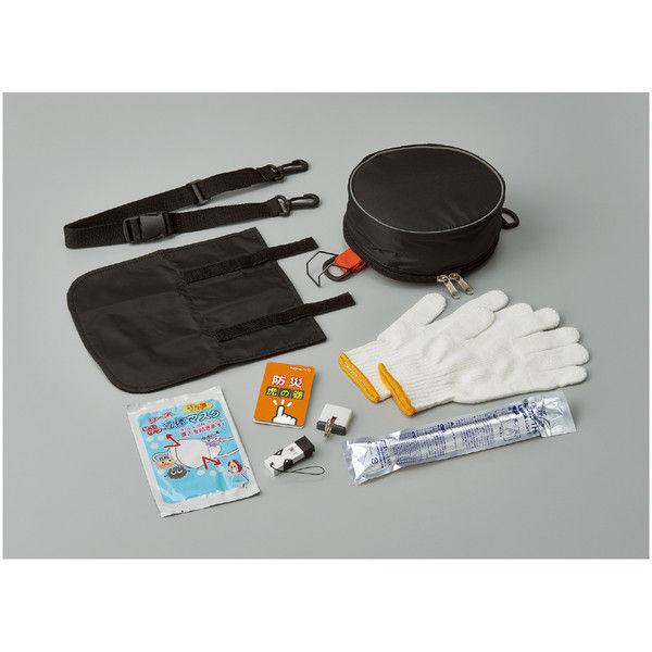 DRK-SH1D ヘルメットタイプ コクヨ (防災の達人) 1セット 救急用品セット