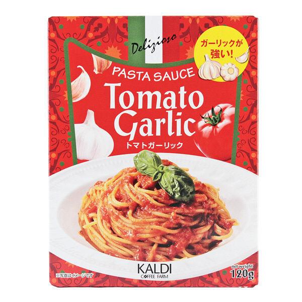 パスタソース トマトガーリック