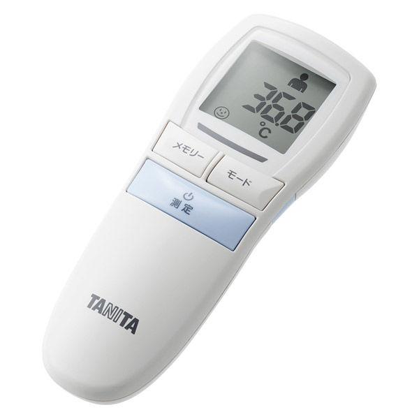 非 接触 体温計 高く 出る
