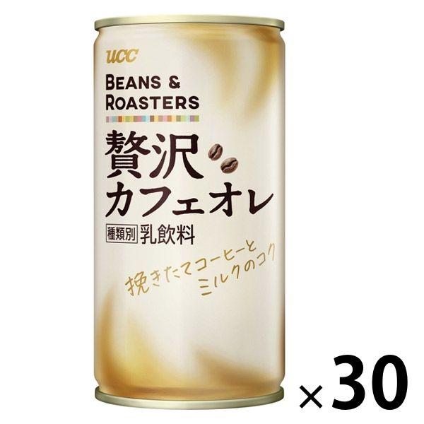 贅沢カフェオレ 185g 30缶
