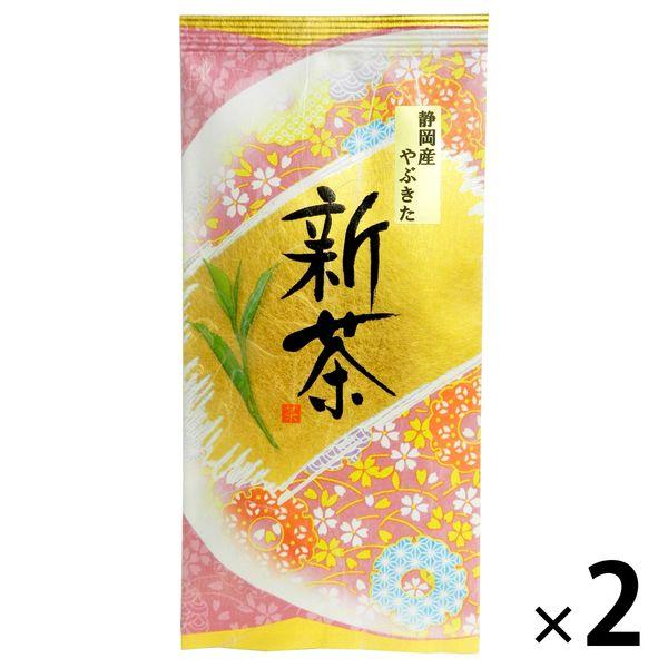 葉桐 静岡やぶきた新茶 100g