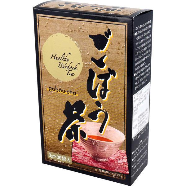 HIKARI ごぼう茶 3g×30袋入 30袋×10セット(直送品)
