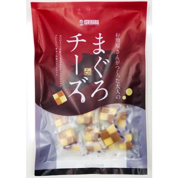 石原水産 まぐろチーズ 4906283022714 30袋(直送品)