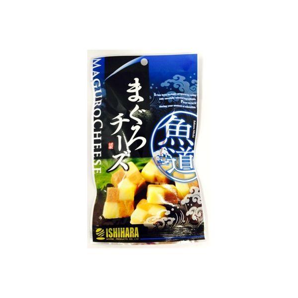 石原水産 まぐろチーズ 4906283022486 10袋(直送品)