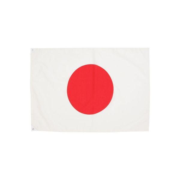三上旗店 日の丸 90cmx135cm エクスラン(アクリル) _ 1枚(直送品)