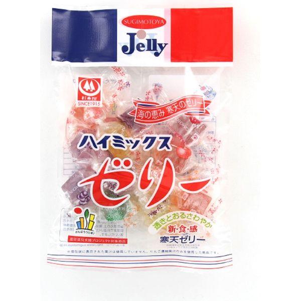 杉本屋製菓 ハイミックスゼリー 4901818110270 145G×10個(直送品)