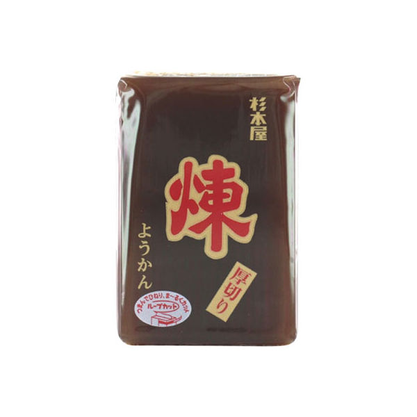 杉本屋製菓 厚切りようかん 煉 4901818441497 150G×20個(直送品)