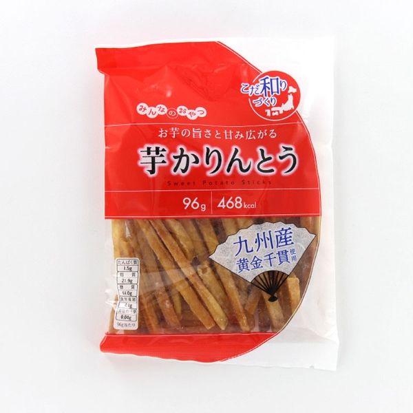 村田製菓 みんなのおやつ 芋かりんとう 4902994300530 96G×24個(直送品)