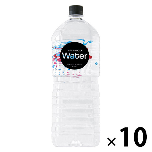 LOHACO Water2.0L 10本