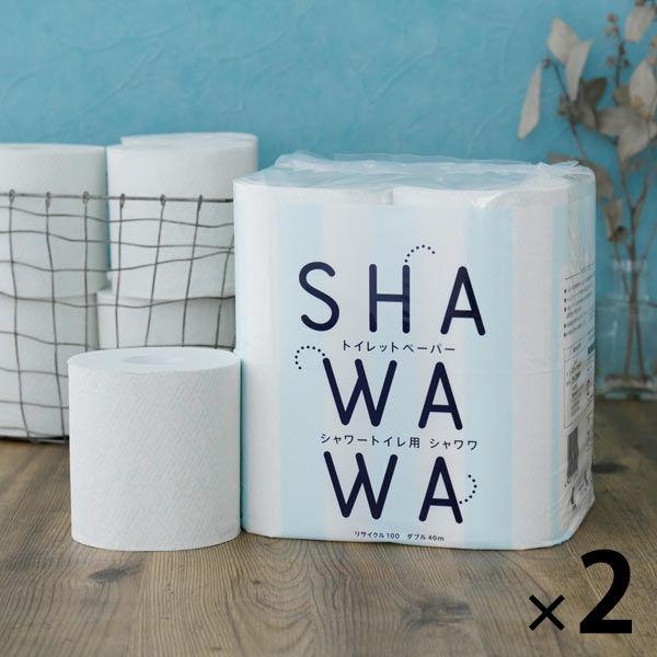 SHAWAWA ダブル40m8R×2