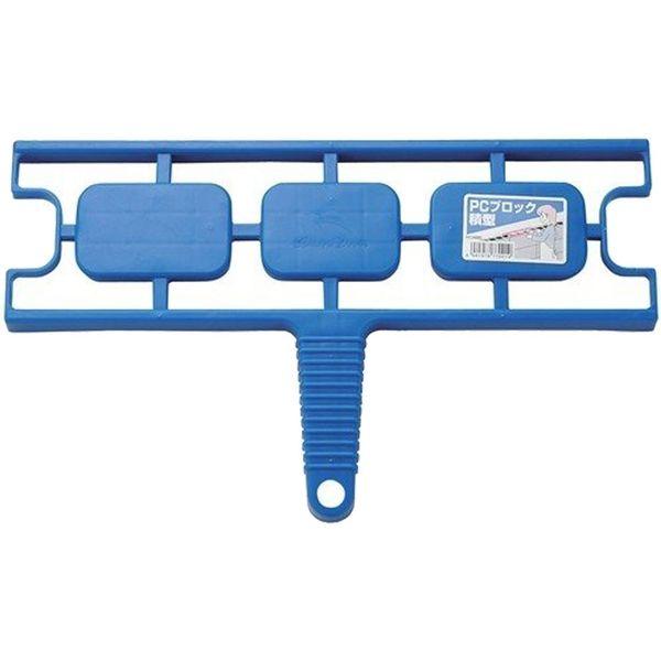 カネシカ ブロック積型 10cmプラスチック 023413 1個(直送品)