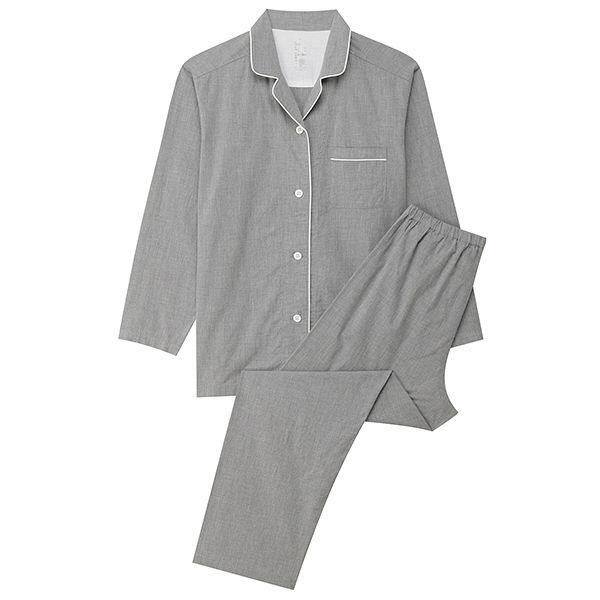 無印良品の『脇に縫い目のないパジャマ』を1ヶ月使って