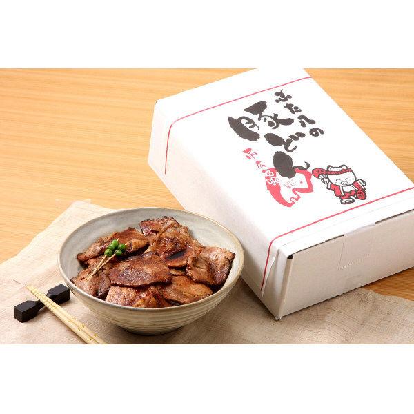 帯広名物「ぶた八」の豚丼の具 6食入