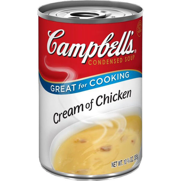キャンベルクリームチキン 1缶